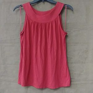 EXPRESS 💋Red tank top blouse